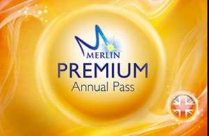 Merlin Entertainment Annual Pass January sale