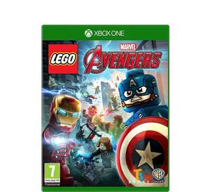 Lego Marvel's Avengers Xbox One £10 Tesco