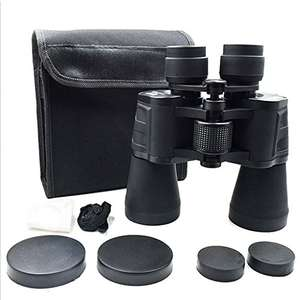 20x50 Binoculars for £15.99 (Prime) £20.74 (Non Prime) @ Sold by Beileer and Fulfilled by Amazon (Lightning Deal)