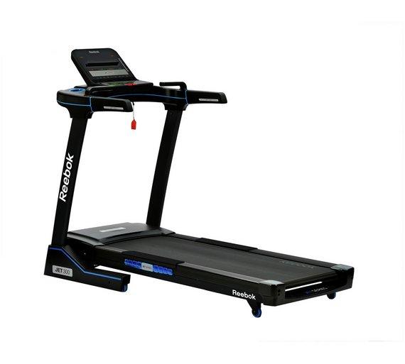 Reebok Jet 300 Treadmill £599.99* Save £400.00 Was £999.99 @ Argos