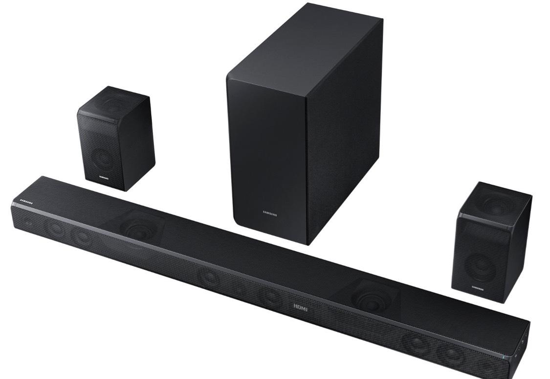 Samsung HW-K950 Atmos Sound Bar System 5.1.4 (Currys) - £999 @ Currys