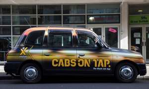 £5 for £20 Credit Towards Taxi Ride in London with mytaxi @ Groupon (credit expires 31 Jul 2018)
