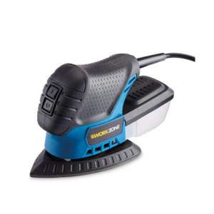 Workzone (ALDI) Detail Sander - £12.99 Delivered @ ALDI