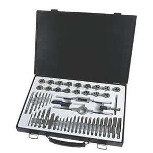 HSS Steel Tap and Die Set 51Pc  £45.99 at Screwfix