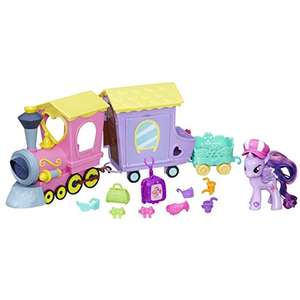 My Little Pony Explore Equestria Friendship Express Train £6 Prime / £9.99 Non Prime @ Amazon