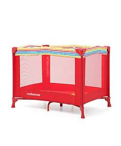 Mothercare Jungle Travel Cot was £35 now £20 C+C @ Mothercare