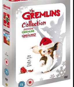 The Gremlins Collection 1 & 2 - DVD @ Music Magpie £1.49 (Pre Owned) - In Stock
