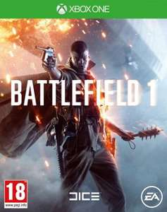 Battlefield 1 - Microsoft Xbox One - Tesco Direct - £15