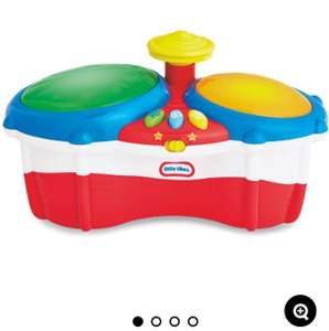 Little tikes bongo drum kit £7 @ asda free click and collect