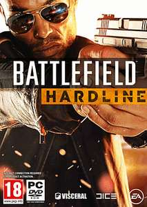 Battlefield Hardline PC £4.99 @ Game