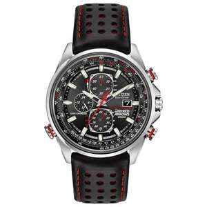 Citizen red arrows eco drive watch £295 sapphire glass -  H.S Johnson