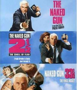 The Naked Gun Trilogy - DVD @ Music Magpie £1.49 - (Pre owned) - In Stock