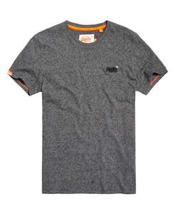 Superdry T-shirts from £8.50 - free delivery available
