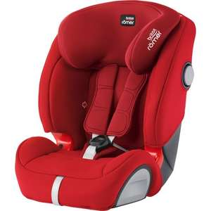 Britax Romer Evolve Group 1-2-3 SICT Car seat £109 @ Smyths toys