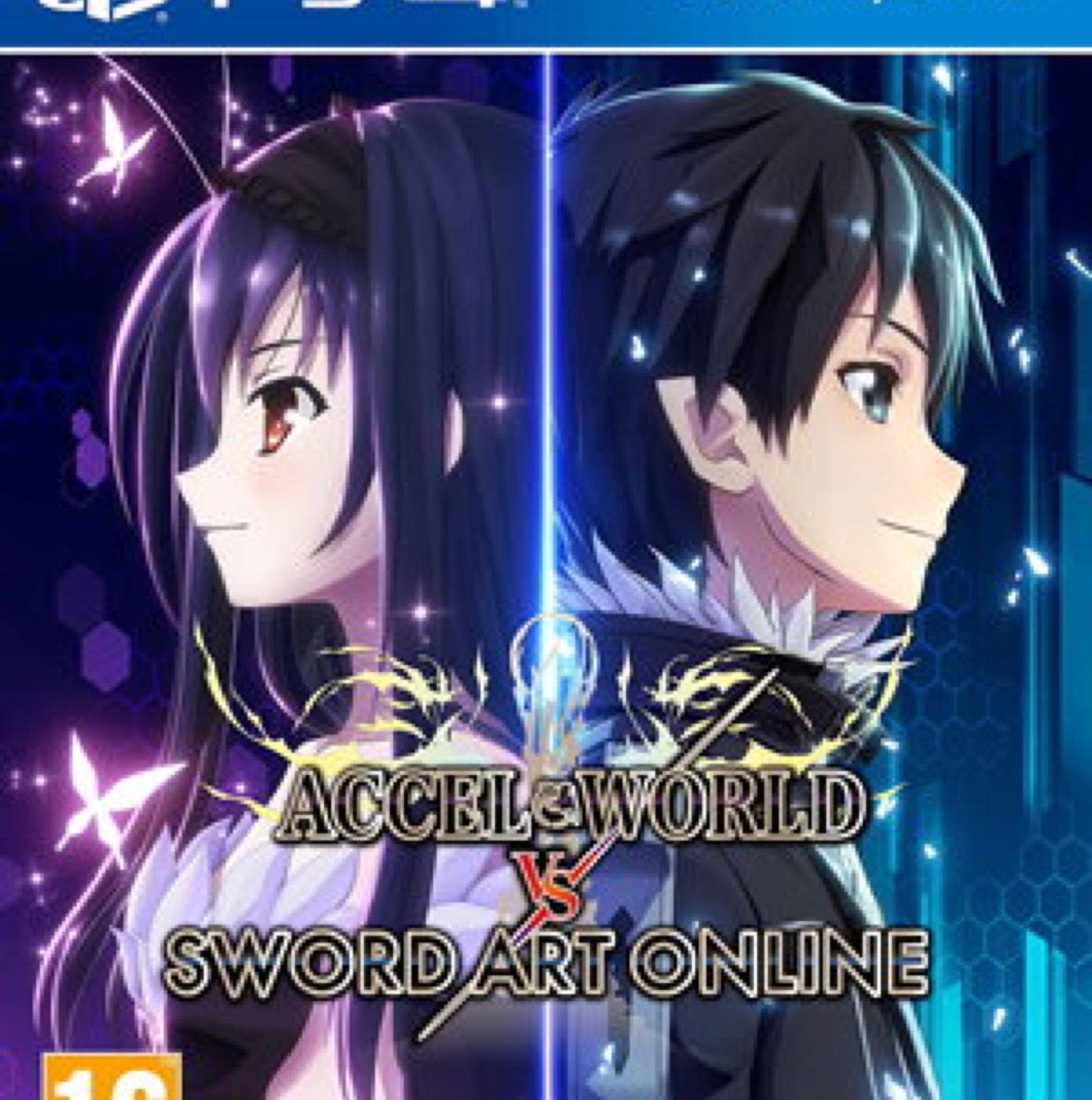 Accel World vs Sword Art Online (PS4) - £21.85 @ Base.com