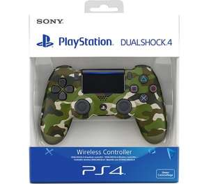 PS4 DualShock 4 Green Camouflage Wireless Controller V2 £36.85 @ Shopto via eBay