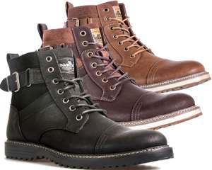 Mens ankle boots £29.99 delivered @ Shoe factory outlet