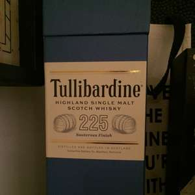 Tullibardine £30 @ Sainsbury's - Rhyl