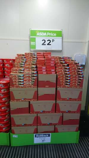 ASDA Mince Pies 6 Pack 22p / iced miced pies 25p instore -  Strood