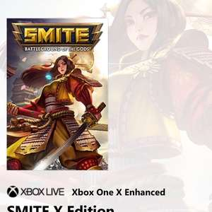 Smite X Edition - free on Microsoft store