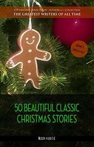 50 Beautiful Classic Christmas Stories Kindle Edition - Free Download @ Amazon