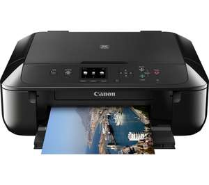 CANON PIXMA MG5750 All-in-One Wireless Inkjet Printer Apple AirPrint Black £44.99 @ Currys