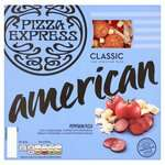 PIzza Express (Buy one get one)  £5 @ Ocado