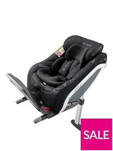 Concord Reverso Plus i-size Car Seat in Midnight Black £209.99 @ Very