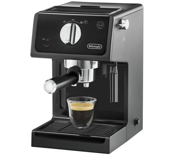 De'Longhi ECP31.21 Pump Espresso Coffee Machine - Black (Free C&C) @ Argos £69.99