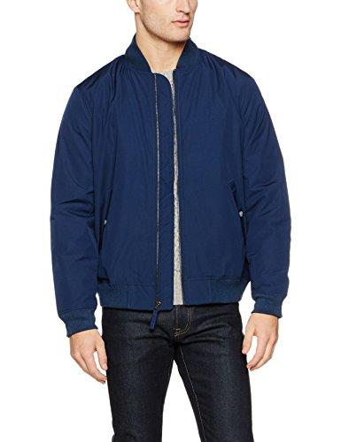 Levi's Men's Bomber Jacket - Blue XL: £30.89, L: £47.14, M: £49.82, S: £17.35, XXL: £73.00 @ Amazon