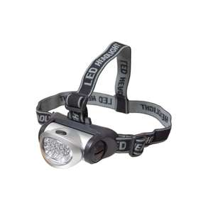 Twin pack Head Torch at Homebase - £2.50 (instore only)