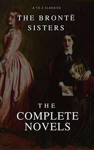 The Brontë Sisters: The Complete Novels & Grimms' Fairy Tales Complete  Kindle Edition - Free Download @ Amazon