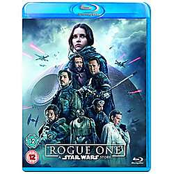Rogue One; A Star Wars Story Blu Ray Tesco Direct (possibly instore) £10