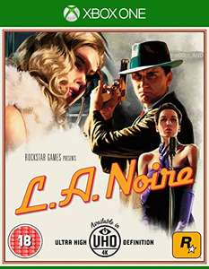 L.A. Noire XBOX ONE £22 / Nintendo Switch £25.99 Delivered @ Amazon
