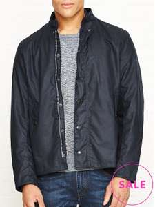 Barbour Heritage Ash Jacket - Navy from Very Exclusive £115 with free click and collect
