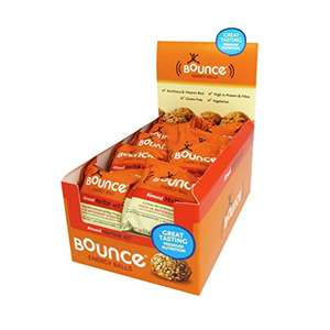 Bounce Almond Protein Hit Energy Ball (Pack of 20) £20 @ Amazon