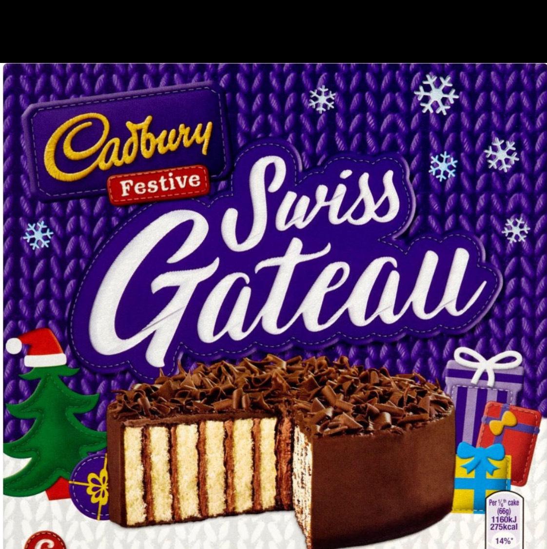 Cadbury Swiss Gateau Asda (instore) - 63p