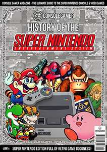 History of the Super Nintendo: Ultimate Guide to the SNES Games & Hardware. (Console Gamer Magazine Book 2) - Free kindle ebook @ amazon.co.uk