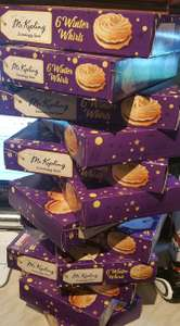 Kiplings Winter Viennese Whirls 25p instore @ Asda