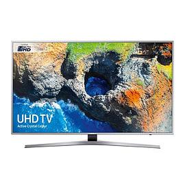 "Samsung UE40MU6400 40"" Smart 4k Ultra HD HDR LED TV for £349.99 @ Game"