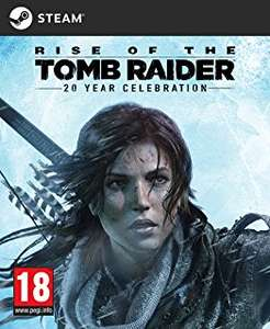 Rise of the Tomb Raider: 20 Year Celebration £13.19 via Steam