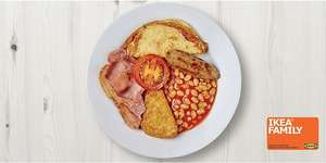 Ikea Family get a 6 item breakfast for just £1 every Saturday in January Warrington