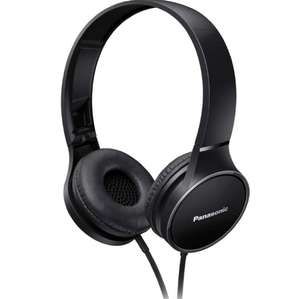 Panasonic RP-HF300ME-K On-Ear Headphones - Black £13 at ao.com
