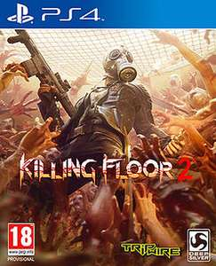 Killing Floor 2/Abzû PS4 @ GAME £9.99