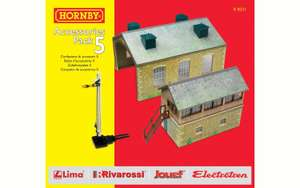 Hornby TrakMat Accessories Pack 5 reduced £15 instore asda