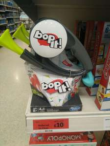 BOP IT! £10 at Sainsbury's in store
