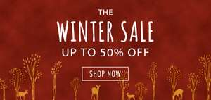 Brakeburn up to 50% off sale.