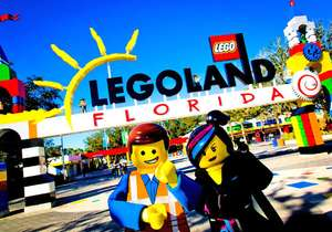 LEGOLAND® Florida - 14 day pass + Free Shuttle to park, just £30.33 @ 365Tickets
