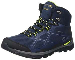Regatta Men's Kota Mid High Rise Hiking Boots - Size 7 only - £27.40 @ Amazon