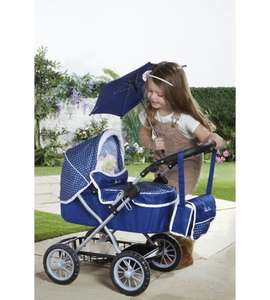 Silver Cross Dolls Pram @ Studio £19.19 Delivered with Code 091